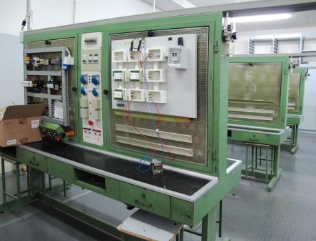 laboratorio elettrico san Gaetano